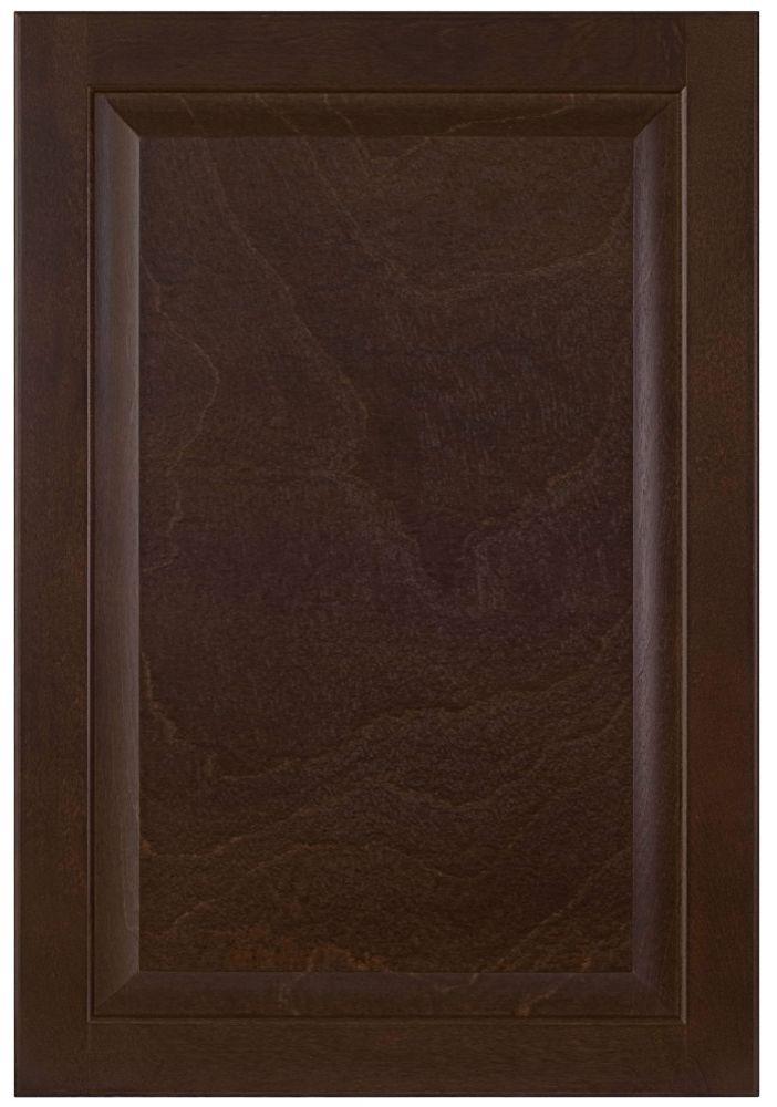 Wood Door Naples 20 3/4 x 30 1/8 Choco