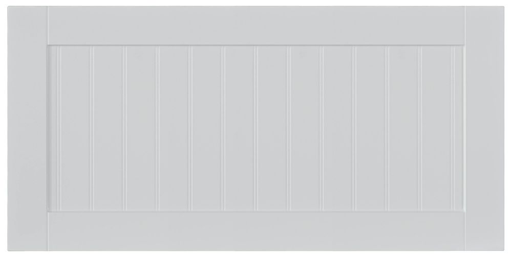 Thermo Drawer front Odessa 30 x 15 White