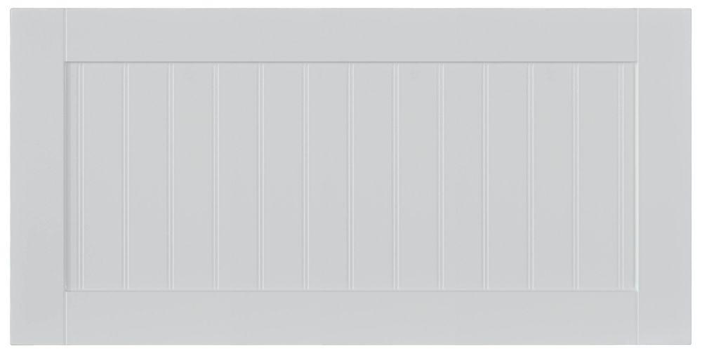 Façade Tiroir Thermo Odessa 30 x 15 Blanc