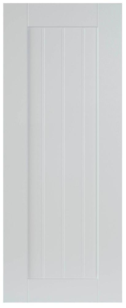 Porte Thermo Odessa 11 7/8 x 30 1/8 Blanc