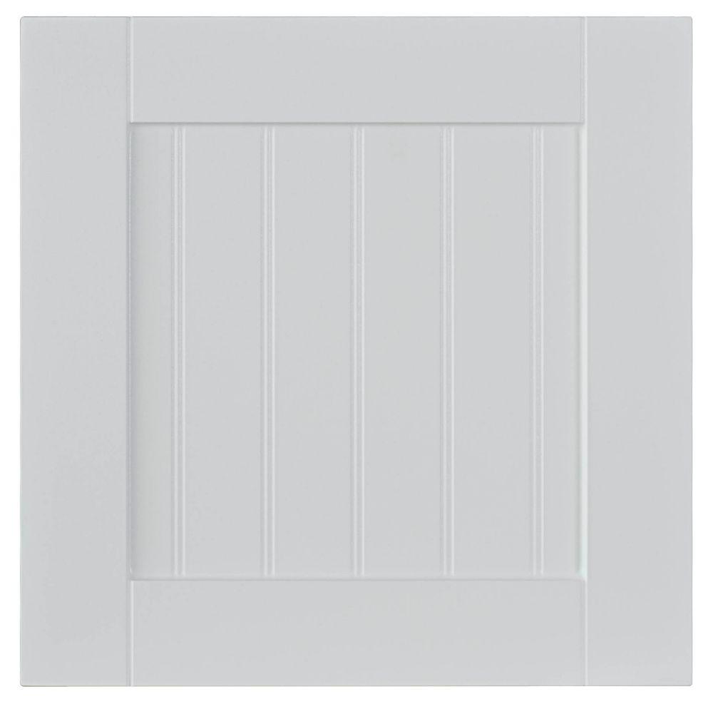 Thermo Door Odessa 15 x 15 White
