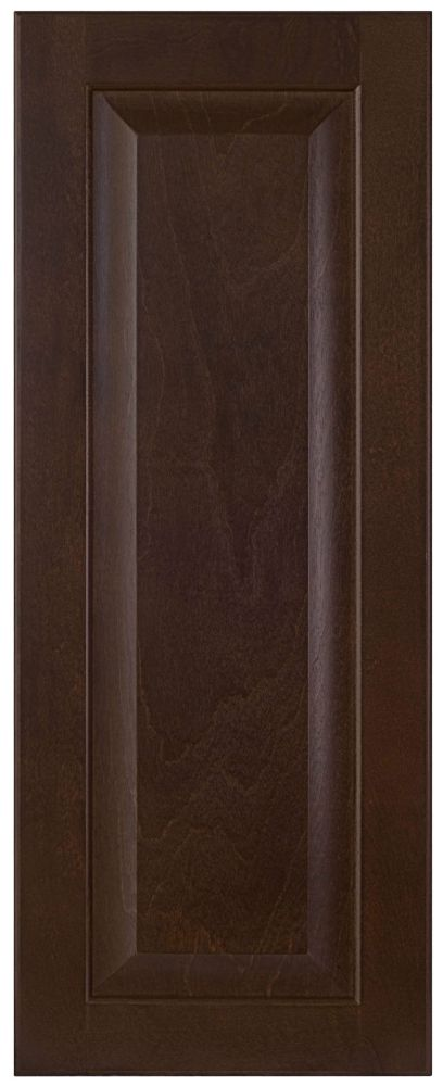 Wood Door Naples 11 7/8 x 30 1/8 Choco