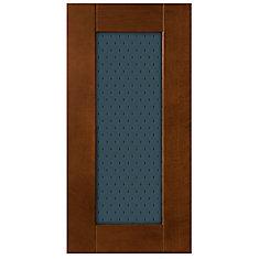 Wood Glass Door Lyon Blossom