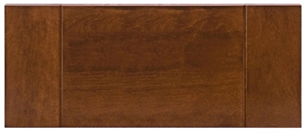 Wood Drawer front Lyon 17 3/4 x 7 1/2 Blossom