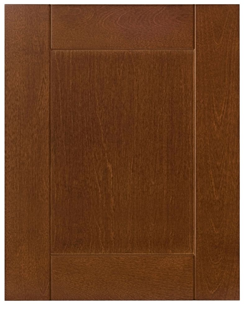 Wood Door Lyon 17 3/4 x 22 1/2 Blossom