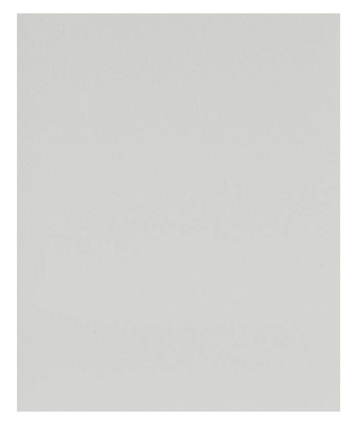 Dishwasher Panel 24 x 34 1/2 Melamine White