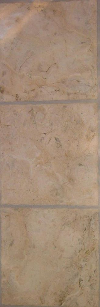 Allure, Corfu Resilient Vinyl Tile - Flooring Sample 4 Inch x 8 Inch