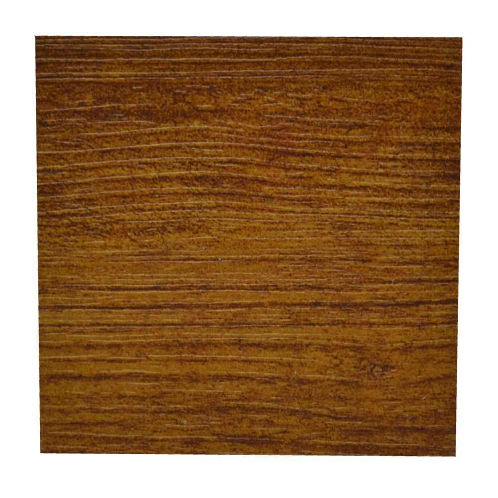 Allure Hickory Resilient Plank - Flooring Sample 4 Inch x 8 Inch