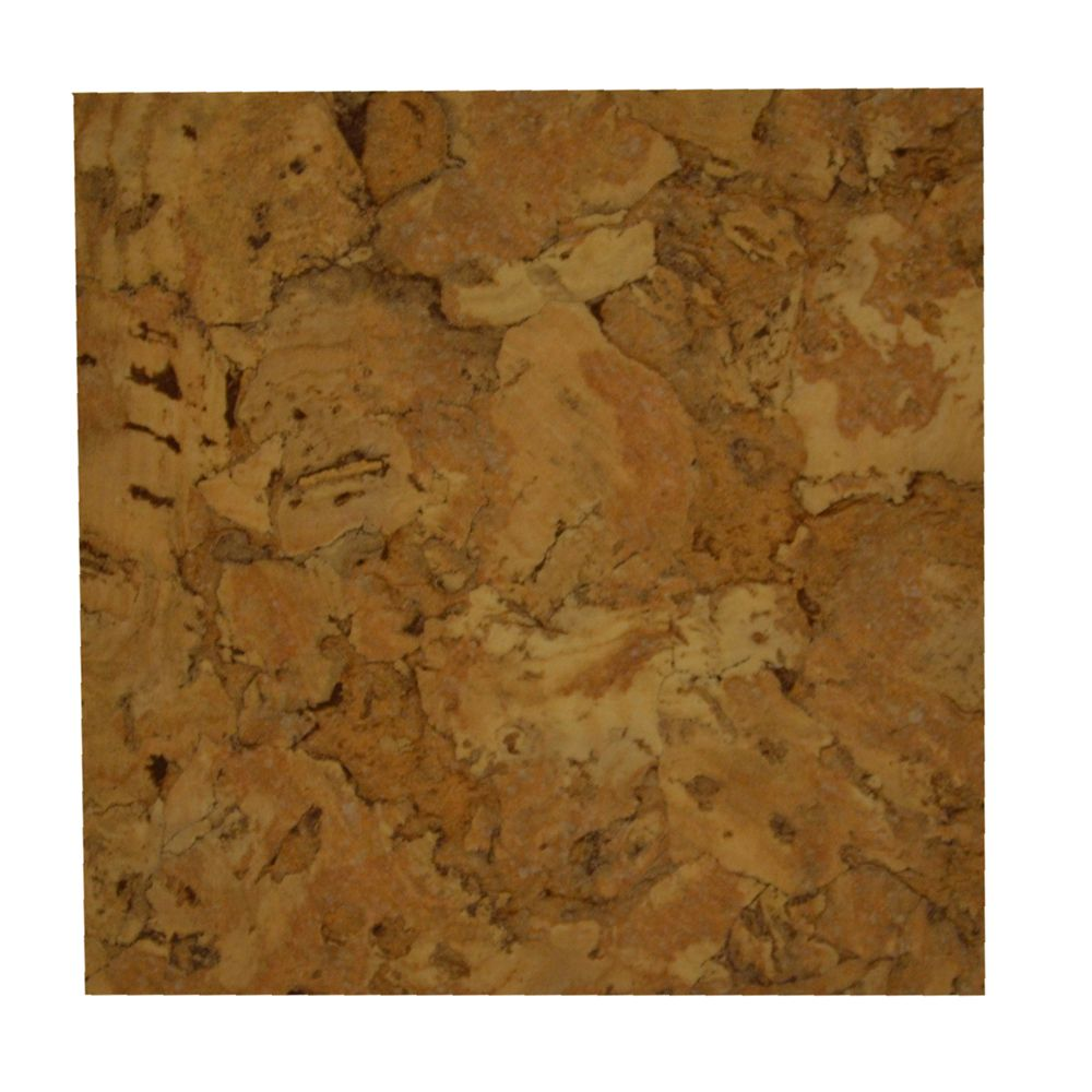Allure Lisbon Cork Light - Flooring Sample 4 Inch x 8 Inch