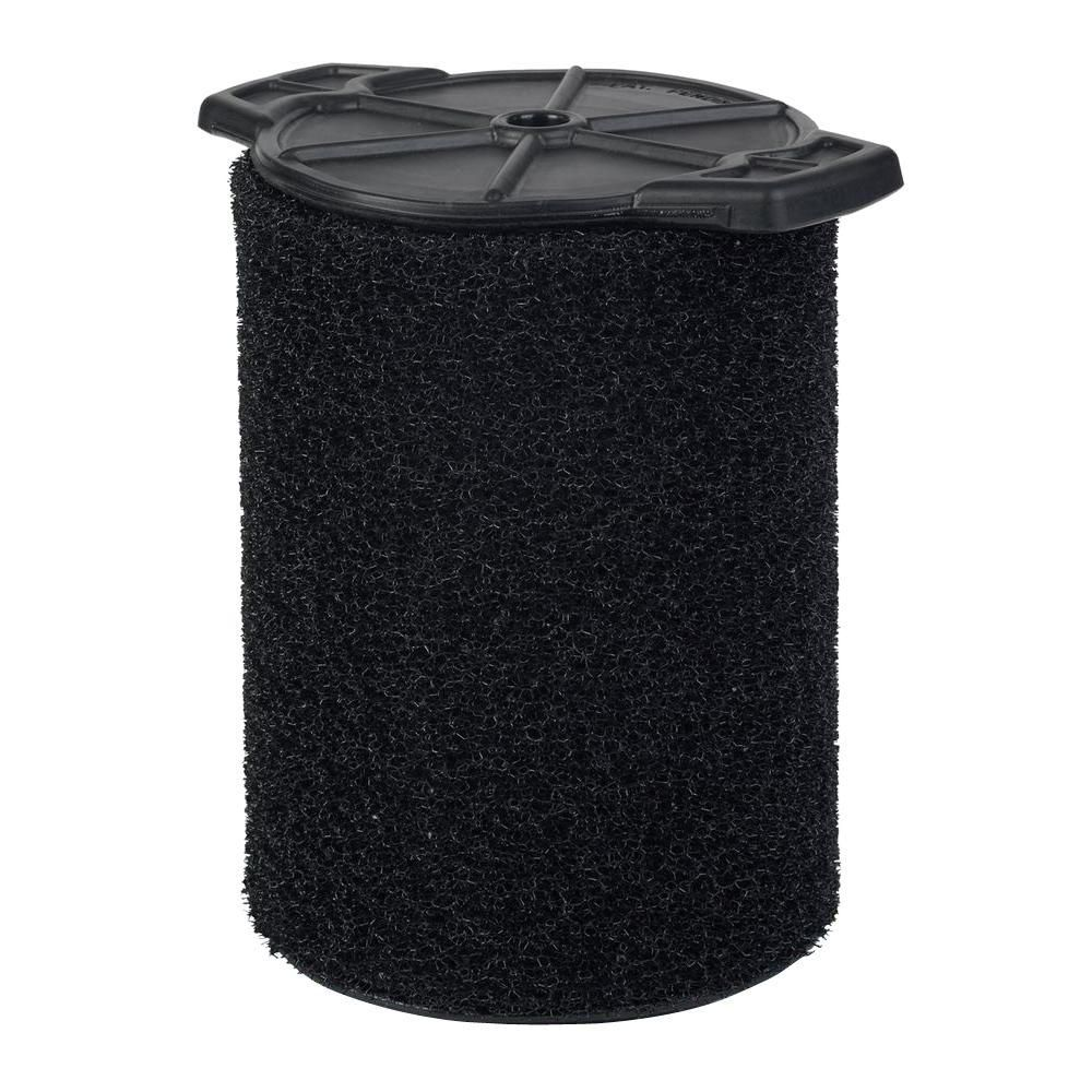 Wet Pick-Up Filter for 18 L (5 Gal.) & Larger Wet/Dry Vacuums