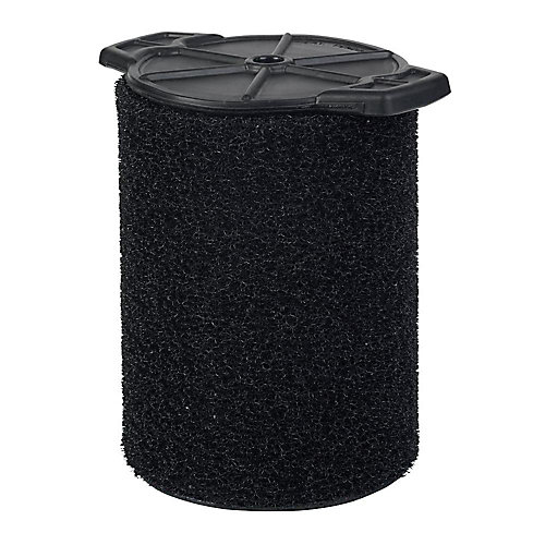 Wet Pick-Up Filter For 18.9 L (5 Gal.) & Larger Wet Dry Vacuums