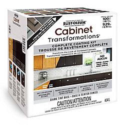Rust-Oleum Cabinet Transformations Dark Colour Tint Base Kit, 4.14 L