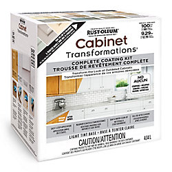 Rust-Oleum Cabinet Transformations Light Colour Tint Base Kit, 4.14 L