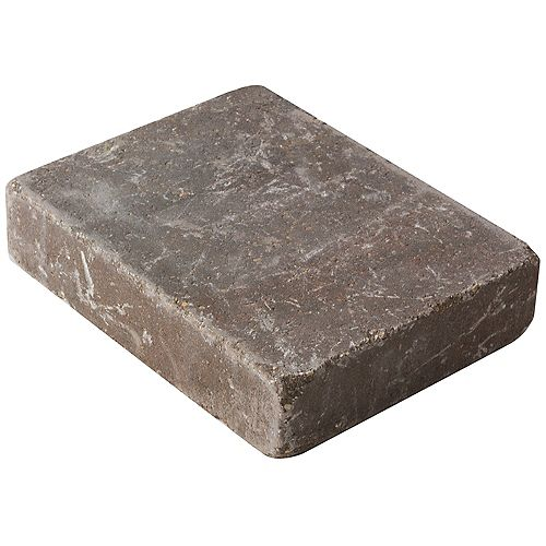 Barkman 8-inch x 10-inch Roman Paver in Antique Brown