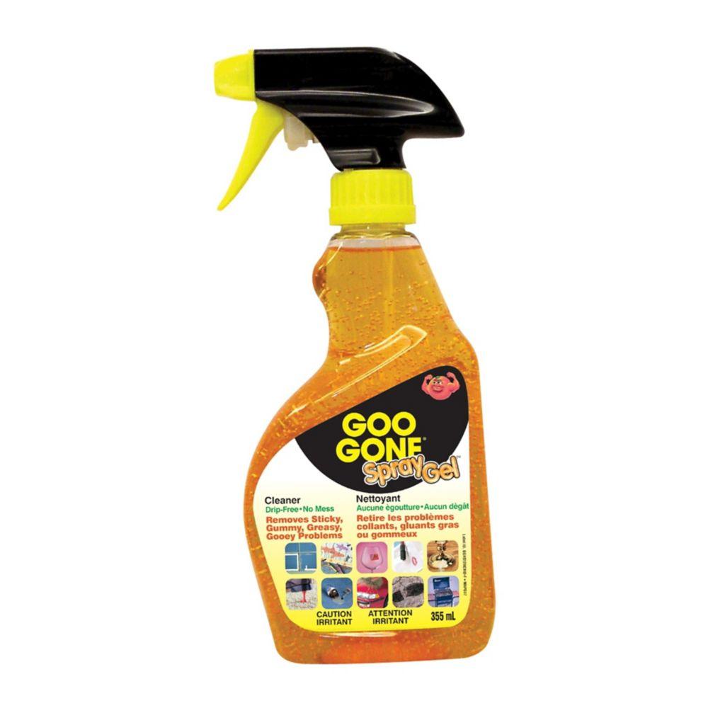 Tough Task Remover Spray Gel - 12 ounce