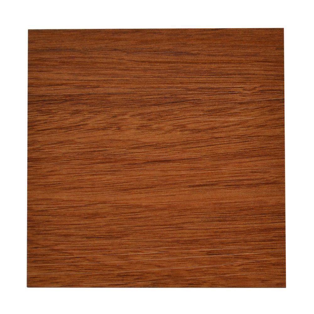 Allure Plank Sapelli Red - Flooring Sample 4 Inch x 8 Inch