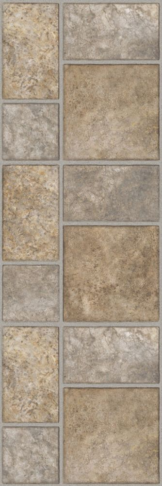 Tile Yukon Tan - Flooring Sample 4 Inch x 8 Inch