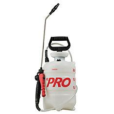 PRO pulvérisateur de 2 gallons