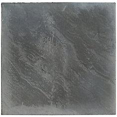 Patio Slab - 24x24 - Slate Charcoal