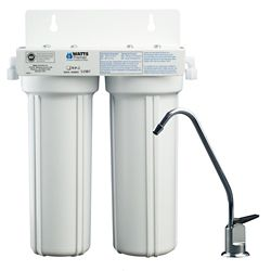 Watts 2-Stage LCV water Filtration System (Lead, Cyst, VOCs)