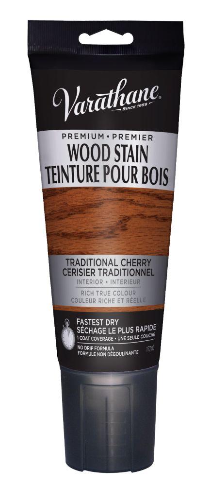 Varathane Teinture Pour Bois Premier Cerisier Traditionnel - 177ml
