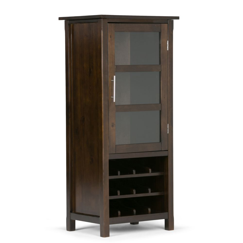 Avalon Collection High Storage Wine Rack