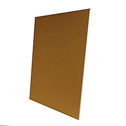 Schluter Panneau de construction 1,27cmx 81,28cm 122cm (1/2pox 32pox 48po) Kerdi-Board