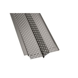 Peak Products Aluminum Gutter Brown 5 Inch X 10 Feet