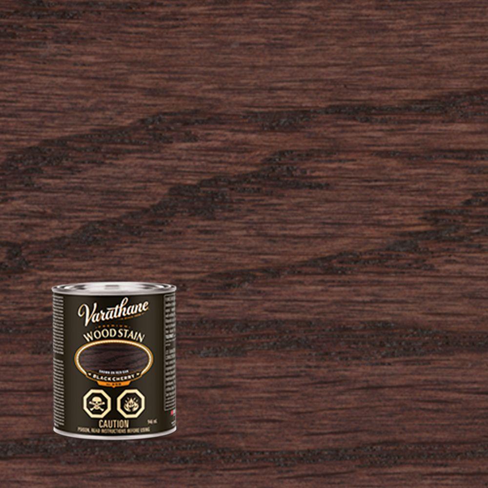 Stain Vara Premium Blk Cherry 946Ml