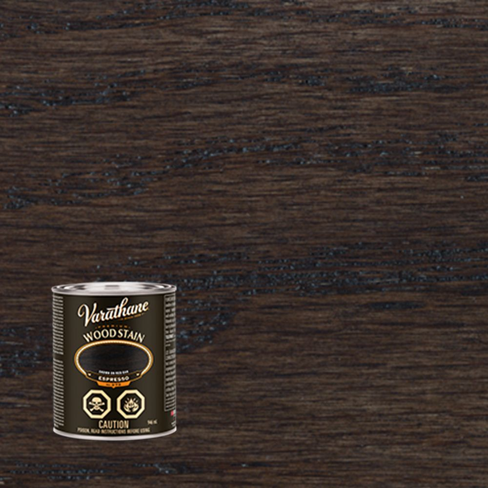 Varathane Teinture Pour Bois Premier Espresso -946ml