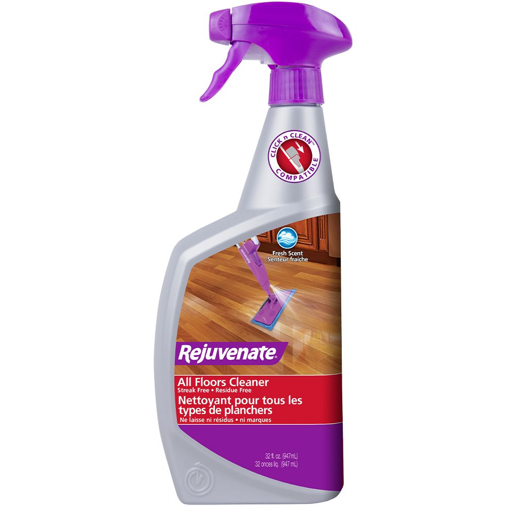 rejuvenate floor cleaner the home depot canada. Black Bedroom Furniture Sets. Home Design Ideas