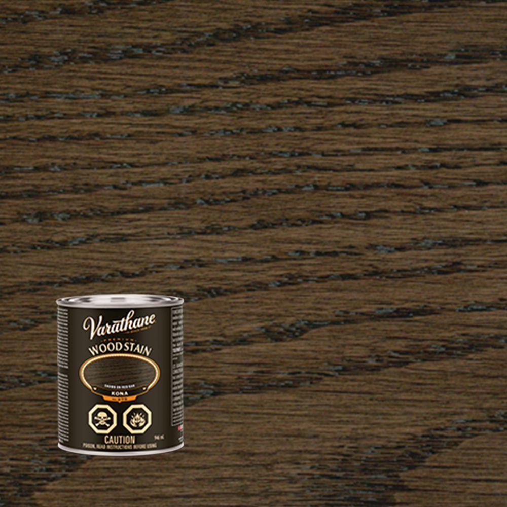 Varathane Teinture Pour Bois Premier Kona - 946ml
