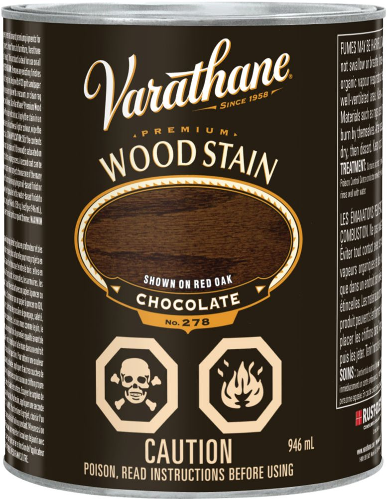 Stain Vara Premium Chocolate 946Ml