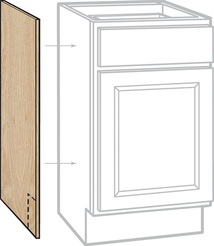 american kitchen cabinets unfinished oak 12x30 wall cab w1230ohd in canada 1230