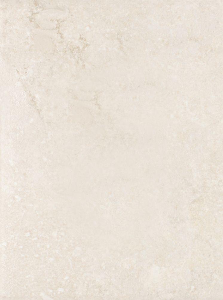 Sardegna Bianco 10 po X 13 po Carreaux Céramiques de Mur -( 16,15 Pi. carré par caisse)