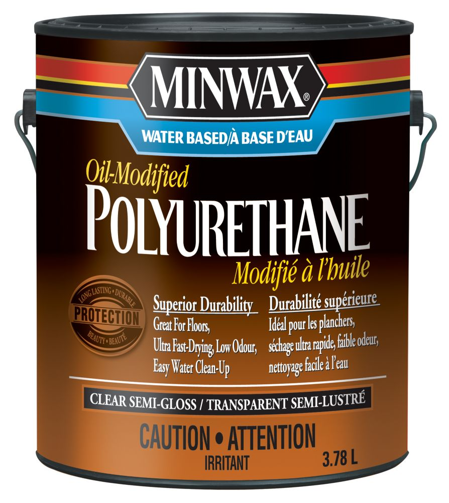 Polyurethane, 3.78L, S/G