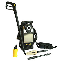 STANLEY 1600 PSI 1.4 GPM Electric Pressure Washer