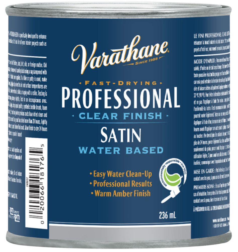 PROFESSIONEL FINI CLAIR - BASE DEAU Satiné 236ml
