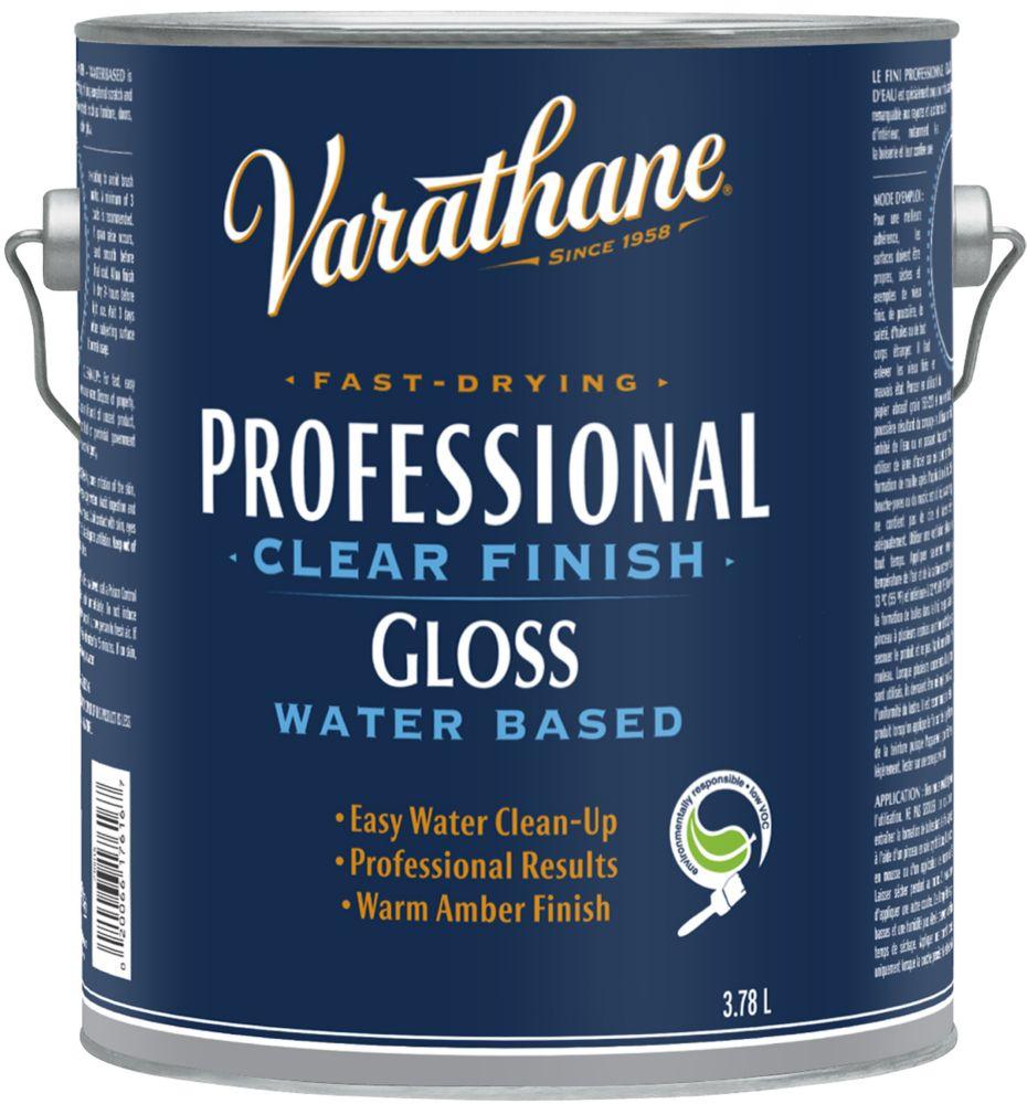 Finish Vara Pro Int Wb Gloss 3.78L