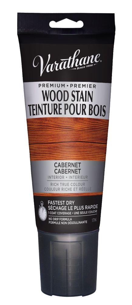 varathane varathane teinture pour bois premier cabernet 177ml home depot canada. Black Bedroom Furniture Sets. Home Design Ideas