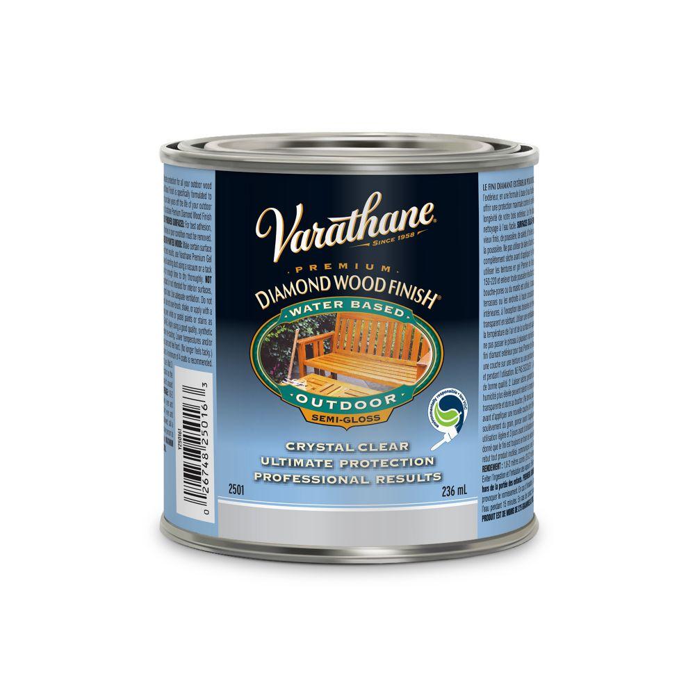 Varathane Finish Vara Diamond Ext Wb Sg 236Ml