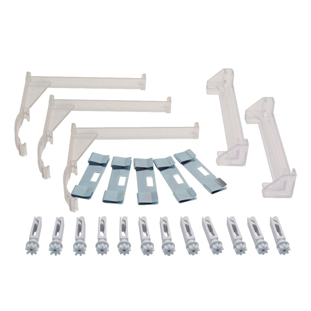 3 1/2 Inch Vertical Replacement Parts Kit
