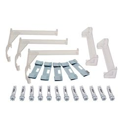 Perfect Home Essentials 3 1/2 Inch Vertical Replacement Parts Kit