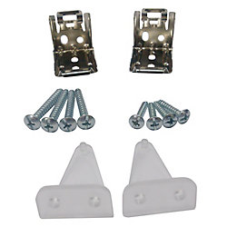 Home Decorators Collection Cordless Cellular Shade Mounting/Hold Down Brackets