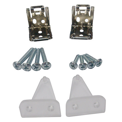 Cordless Cellular Shade Mounting/Hold Down Brackets