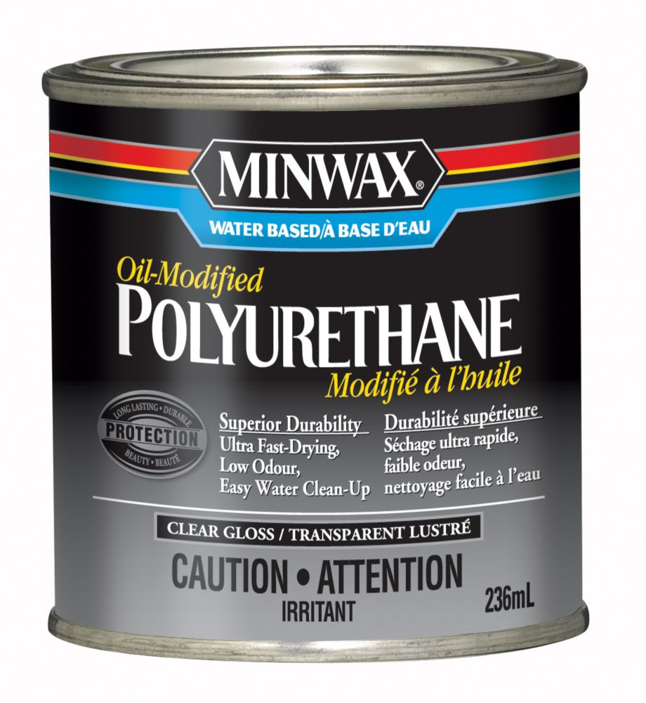 Polyurethane, 236 ml, satiné
