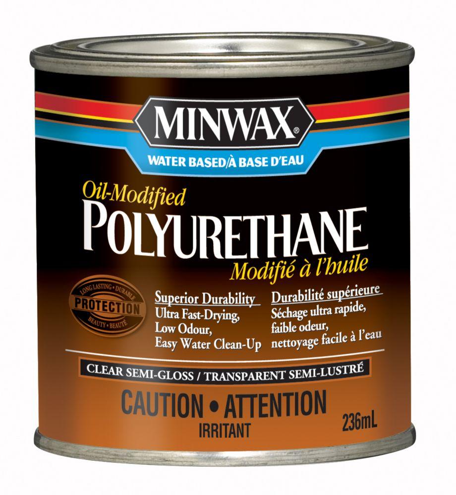 Polyurethane, 236 ml, S/G