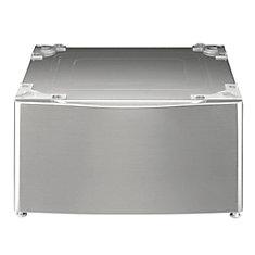 13.6-inch Laundry Pedestal in Graphite Steel