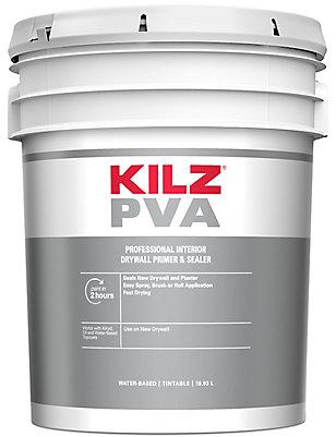 KILZ PVA 18.9 L Drywall Primer | The Home Depot Canada