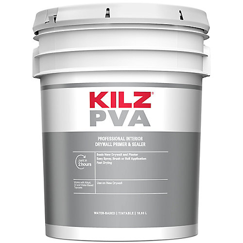 PVA Drywall Primer, 18.9 L